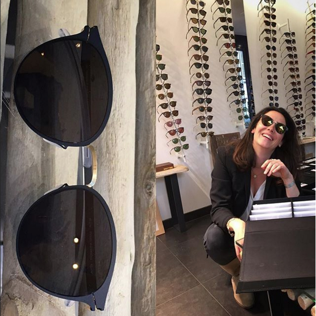 justine lunettes - home - instagramOK